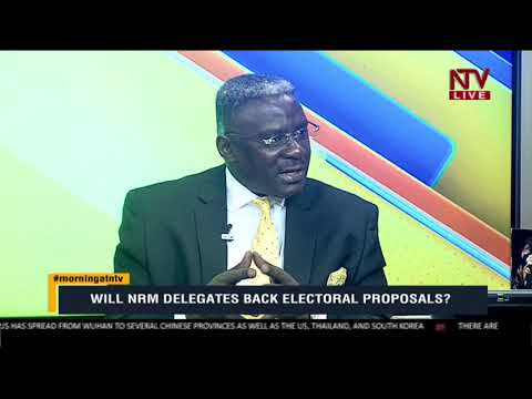 KICK STARTER : Will NRM delegates back electoral proposals?