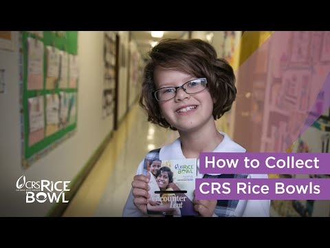 How to Collect Rice Bowl