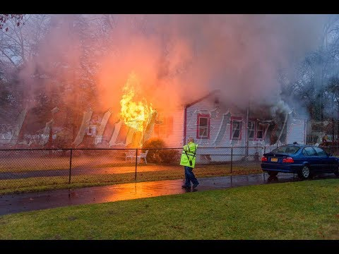 03/02/2018 Medford House Fire