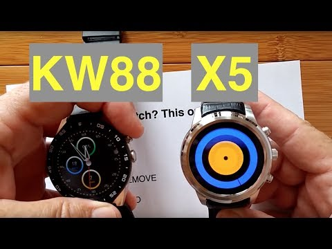 New Way to Install Custom Watch Faces on Kingware KW88 Smartwatch