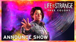 SE Presents Life is Strange: True Colors - Announce Show [ESRB]