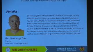 Hindu Organizational Conference @ WHC 2018 – Session 6