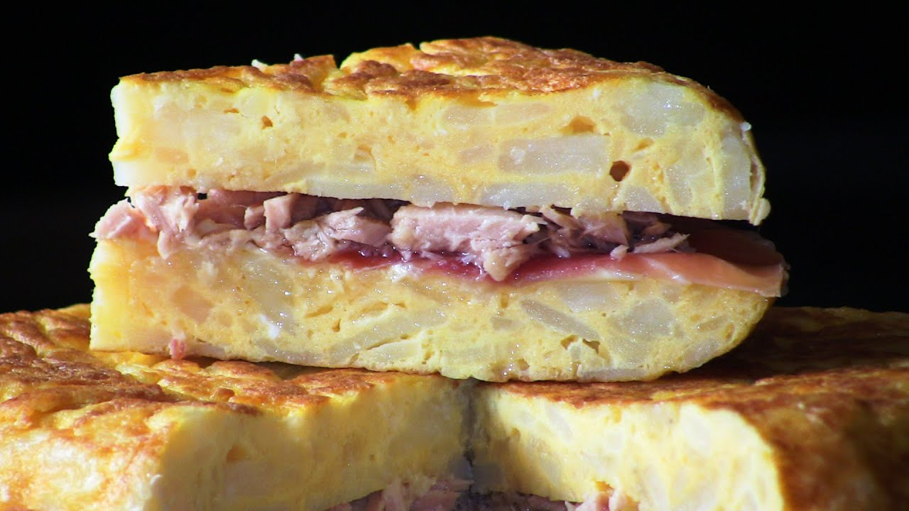 Tortilla de patata rellena | Javier Romero