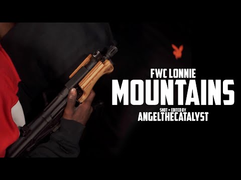 "Fwc Lonnie ""Mountains"" (Official Music Video)"