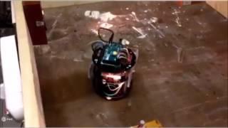 RObot Explorer Junior alla  Prima Olimpiade di Robotica