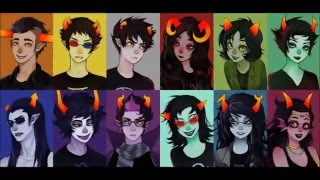 [Homestuck AMV] The Game Of Life