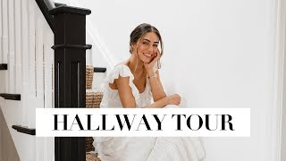 REDECORATING OUR THREE HALLWAYS | Lydia Elise Millen