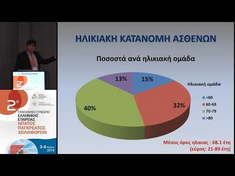Γκλαντζούνης Γ. - Χειρουργική αντιμετώπιση του ηπατοκυτταρικου καρκίνου (ηκκ) - ελληνική πολυκεντρική μελέτη