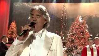 Andrea Bocelli - Angels we have heard on high