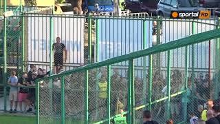Напрежение между полицията и агитката на Ботев