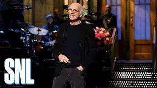 Larry David Stand-Up Monologue - SNL
