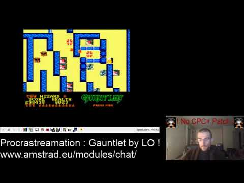 Gauntlet (Full Playthrough) Part 3
