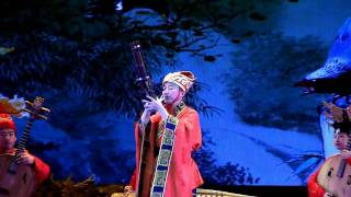 Video : China : Dance performance in Xi'An