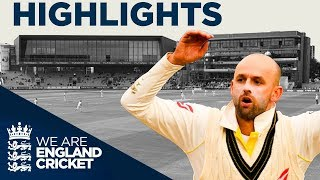 Follow the 2019 Ashes at ecb.co.uk  England face a huge battle to save the Ashes after Australia took three late wickets on the third day of the fourth Test at Old Trafford.  Watch match highlights from Day 3 at Old Trafford, as England take on Australia in the 2019 Ashes  Find out more at ecb.co.uk  This is the official channel of the ECB. Watch all the latest videos from the England Cricket Team and England and Wales Cricket Board. Including highlights, interviews, features getting you closer to the England team and county players.  Subscribe for more: http://www.youtube.com/subscription_center?add_user=ecbcricket  Featuring video from the England cricket team, Vitality Blast, Specsavers County Championship, Royal London One-Day Cup and more.