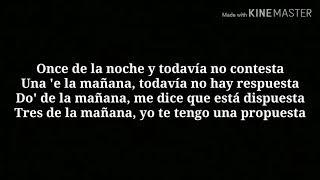 Maluma   11 P.M (LetraLyrics)