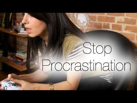 Jak se vypořádat s prokrastinací