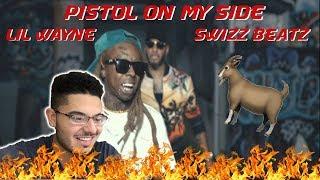 Swizz Beatz   Pistol On My Side (P.O.M.S) Ft. Lil Wayne   REACTION
