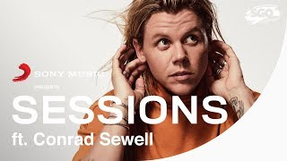 Conrad Sewell Performs Feel It Still | Sony Studio Sessions