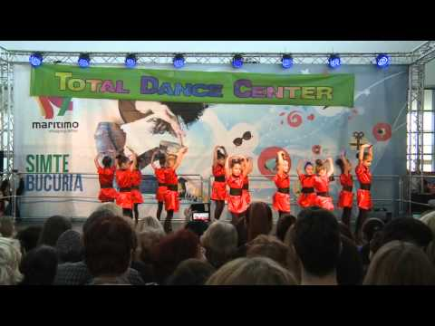 Balet Intermediari - Christmas Show 2015 | Total Dance Center