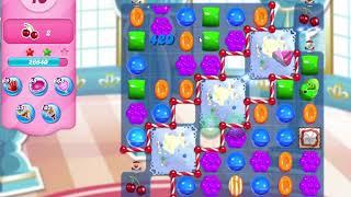 Candy Crush Saga Level 3842 NO BOOSTERS