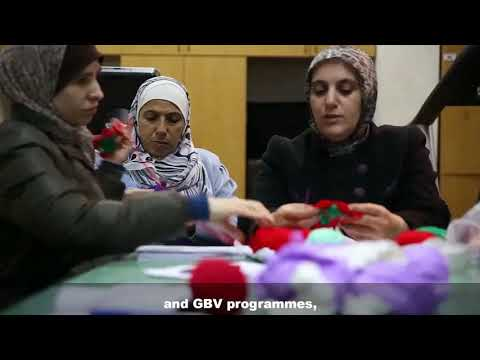 Who is UNFPA  Syria