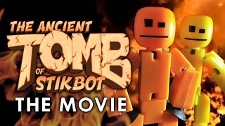 The Ancient Tomb of Stikbot 🗿   Official Stikbot Movie