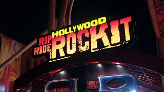 Science of Universal Orlando Resort: Hollywood Rip Ride Rockit
