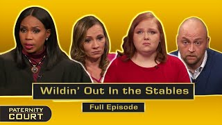 Wildin' Out in the Stables: Messy Divorce Leaves Paternity Unknown (Full Episode) | Paternity Court
