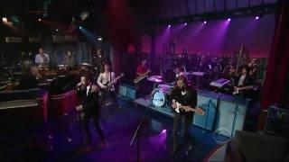 The Killers   A Dustland Fairytale (live On Letterman) HD (new)