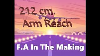 212cm Arm Reach [How To?]
