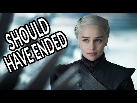 How Game of Thrones Should Have Ended