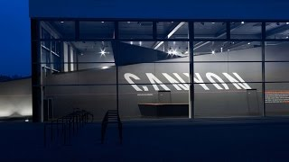 KMS TEAM / Canyon Bicycles Showroom