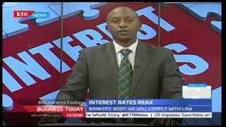 Business Today 25th August 2016 [Part 1] - INTERVIEW: Hon Mudavadi reacts to Interest Rates Law