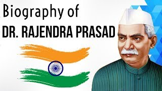 Biography of Dr Rajendra Prasad, First President of India and Bharat Ratna award winner