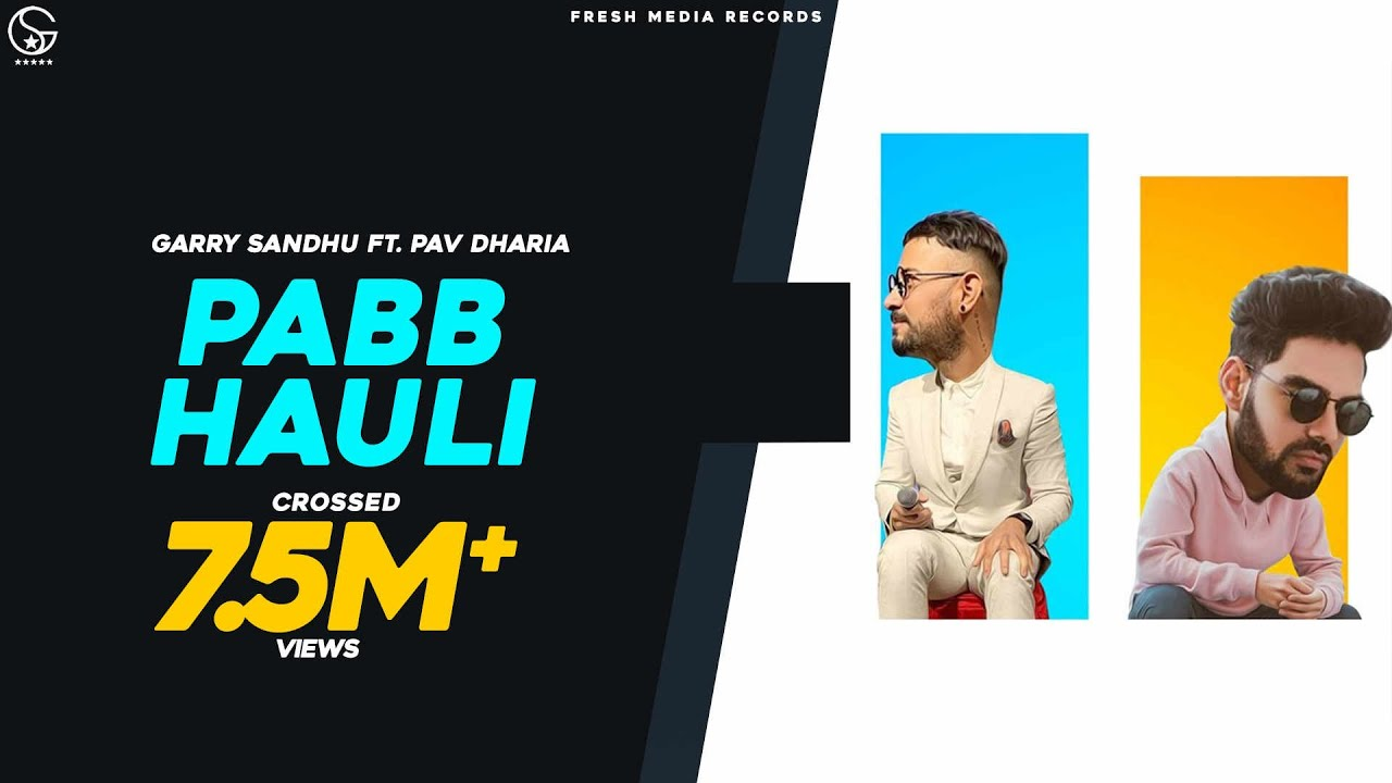 Pabb Hauli Song Lyrics