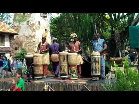 Tam Tam Drummers of Harambe