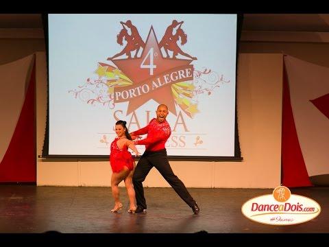 Deividi Pinheiro & Paloma Fonseca Porto Alegre Salsa Congress