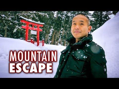 Útěk do horského chrámu