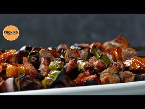 Beef Tikka Boti Recipe By Cooking Mount