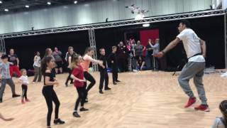 SumeetsStep2Step Bollywood Dance Academy @Move IT 2017
