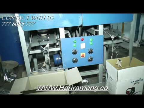 Fully Automatic Dona Making Machine Double Die