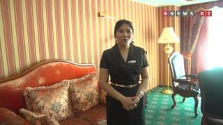 Резиденты Астаны. Работники сервиса рассказали свои деятельности в Астане.