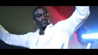 Cirque le Soir F1 weekend with Akon performing Live