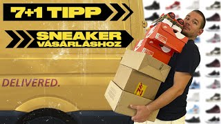 BuzaDaniel.com: 7+1 sneaker online vásárlási tipp karantén idejére! #46