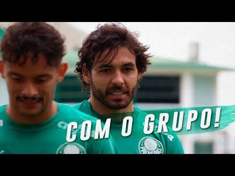 RICARDO GOULART TREINA NA VÉSPERA DA APRESENTAÇÃO 8c41e038c144f