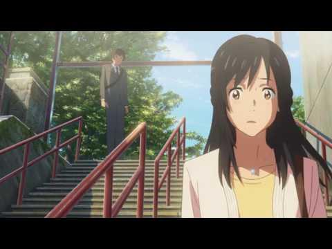 Kimi no Na wa ending scene