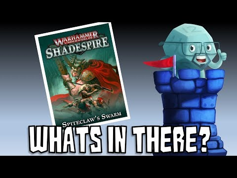 What's In There? WHU: Shadespire Spiteclaw's Swarm Expansion with Sam Healey