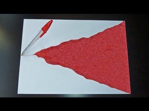 ¿ Cuántos metros escribe un Bolígrafo ? - How Far Will a Ballpoint Pen Write?