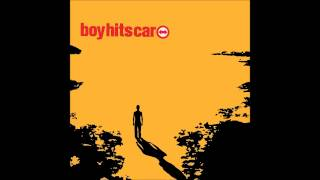 Boy hits car-Benkei