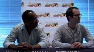 Joe Morton & Neil Grayston (London MCM Expo)
